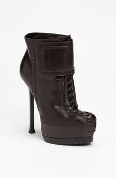 Yves Saint Laurent 'Tribtoo' Ankle Boot available at #Nordstrom