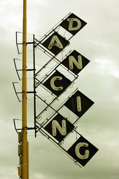 lovely vintage sign