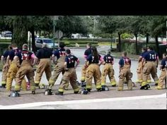 Timber Lakes Volunteer Fire Department Flash Mob Dance