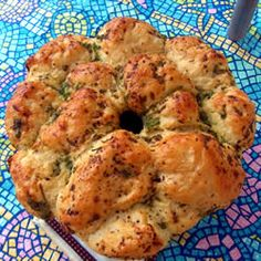 Garlic Parmesan Monkey Bread Allrecipes.com