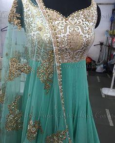 Indian Bridal Wear, Indian Wedding Outfits, Indian Outfits, Indian Wear, Punjabi Fashion, India Fashion, Bollywood Fashion, Women's Fashion, Designer Anarkali Dresses