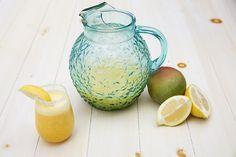 Mangnificent Mango Lemonade