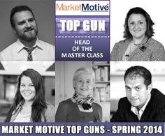 The #MarketMotive Coached Courses run quarterly and are attended by marketers from all around the world. The #TopGun Award is earned by one student in each discipline every semester. The award recognizes mastery of both the knowledge of the material and its application. Congrats to our winners!
