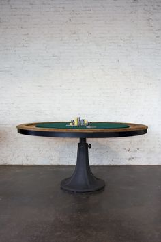 Poker Table - District Eight Design