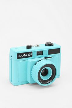 Holga 35mm Camera  #UrbanOutfitters A lot of people say it pays off to start out with a Holga and a DSLR. Plus, it's satisfactorily artsy. About $50