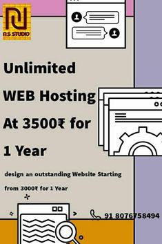 We provide web hosting at lowest price Website, Business, Store, Business Illustration