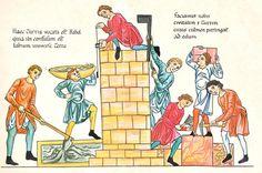 Maçons et tailleurs de pierre