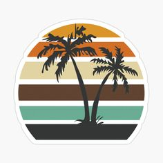 Boone County, Retro Surf, Tree Logos, Surf Art, Vector Design, Brewery, Palm Trees, Annie, Retro Fashion