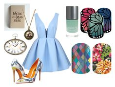 Alice in Wonderland by brittany-gillaspy-mcneeley on Polyvore featuring art