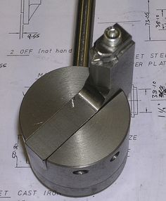 metal lathe ball turning attachment - Google Search