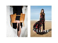 Céline Summer 2015 Ad Campaign 4