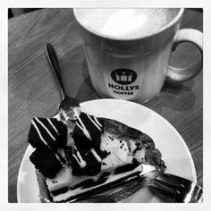 #Monochrome #BlackAndWhite #Dessert #Coffee #เอกรงค์ #ขาวดำ #ของหวาน #กาแฟ