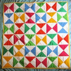 Shadow Box Quilt Pattern Free   Found on made-by-rae.com