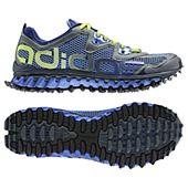 Adidas Vigor trail running shoes.