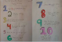 "Some of my boy writers pretend they don't like sacred writing, but I know they actually do.  Here, 7th grader Scott created this ""Top Ten List"" of ways to NOT sacred write during the time I allot; his tenth item is his best!  Learn more about SWT time here: http://corbettharrison.com/SWT.htm"