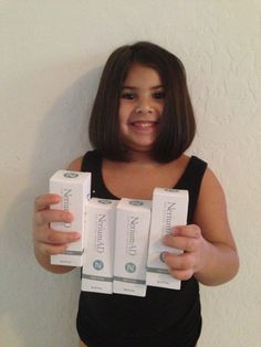 #Nerium Gives Back makes Armani Soto beam with joy. What makes you smile?