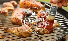 How to Grill Chicken Wings, Thighs & Legs Bone In Chicken Thighs, Chicken Legs, Chicken Breasts, Grilled Chicken Thighs, Grilled Chicken Recipes, Undercooked Chicken, White Meat, Charcoal Grill, How To Cook Chicken