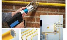 Nuevo proyecto de norma PNE 53008 Parte 2 sobre diseño, instalación y mantenimiento de tubos multicapa para gas