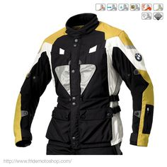 BMW GS Dry Jacket Model  76118541280 Condition  New  The Worldwide best seller Enduro Jacket! A mix of comfort and protection against bad weather both on and off road.