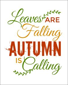 9545860c48 Fall Quotes Free Printables For Autumn - Oh My Creative Fall Instagram  Captions