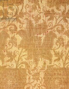 Mongol 'cloth of gold' robe, late 13th or 14th century (silk) (see also 703512-13)