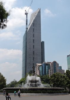 PROYECTO | TORRE REFORMA| 246m | 57p | E/C - Page 452 - SkyscraperCity