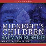 Salman Rushdie holds the literary world in awe with a jaw-dropping catalog of critically acclaimed novels that have made him one of the world's most celebrated authors. Winner of the prestigious Booker of Bookers, Midnight's Children tells the story of Saleem Sinai, born on the stroke of India's independence.