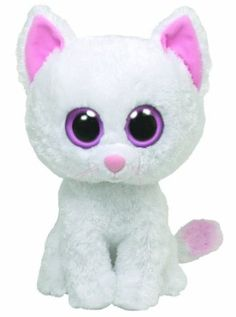Amazon.com: Ty Beanie Boos Cashmere The Cat: Toys & Games