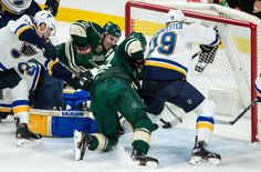 Minnesota Wild vs. St. Louis Blues live stream, Game 3: TV schedule, online and more