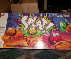 Splat Board Game