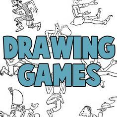 Roll a Dice Landscape Drawing Game for Kids | art | Pinterest ...