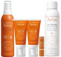 PR:Avene Dry Touch Emulsion Sun Care