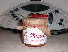 Ricetta LA MICCIA (conserva piccante) pubblicata da palmagiuliana79@gmail.com - Questa ricetta è nella categoria Salse, sughi, condimenti, creme spalmabili e confetture