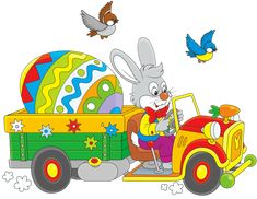Easter bunny with Easter eggs [преобразованный] - Copy - Copy - Copy Easter Bunny, Easter Eggs, Happy Easter Wallpaper, Easter Cartoons, Birthday Logo, Classic Cartoon Characters, Cardmaking And Papercraft, Card Patterns, Easter Crafts