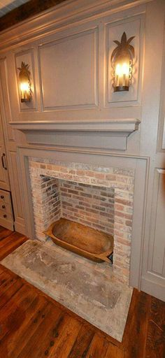 David T Smith Fireplace Ideas, Fireplace Design, Fireplace Mantels, Fireplaces, Primitive Fireplace, Primitive Living Room, Country Primitive, Colonial Decorating, Hearths