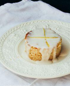 Alice Nicholls gluten-free and sugar-free Lemon Teacake Recipe