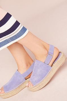 Intentionally Blank Lilla Slingback Espadrilles | Anthropologie