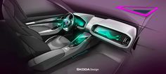 Skoda's VisionS SUV Concept Mixes Rationality And Aesthetics