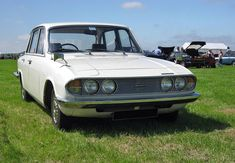 1963-1977 Triumph 2000, 2.5PI, 2500TC & 2500S. The Triumph 2000 is a mid-sized, rear wheel drive automobile which was produced in Coventry by the Triumph Motor Company between 1963 and 1977. Larger-engined models, known as the Triumph 2.5 PI and Triumph 2500 were also produced from 1968.