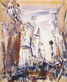 John Marin, Movement: Fifth Avenue