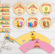 Alice, Baby Shower, Instagram, Kids, 1 Year, Happy, Ice Cream Party, Hand Print Ornament, Fiestas