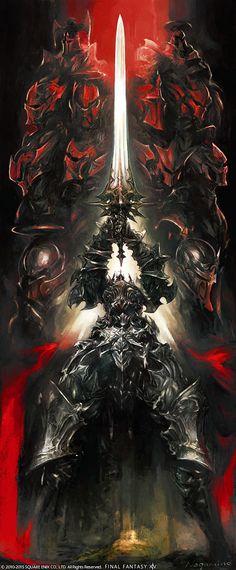 Thordan & Knights