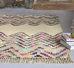 Tika - Savana 79501 Multi Rugs   Modern Rugs