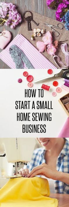 mom business | work from home | small business for moms | sewing business