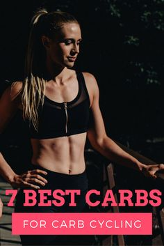 The 7 best carbs to eat for faster fat loss! - The 7 best carbs to eat for faster fat loss! Best Carbs To Eat, Good Carbs, Best Weight Loss, Healthy Weight Loss, Carb Cycling Meal Plan, Endomorph Diet, Diet Plan Menu, Fat Loss Diet, Fast Metabolism