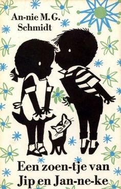 Classic Dutch Vintage Childrens Book Jip and Janneke by Annie MG Schmidt