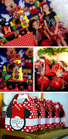 Minnie's bday cake Et Cakes lots n lots of great cake ideas here! kids and adult