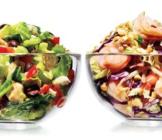 These power salads will hold down any man's table.