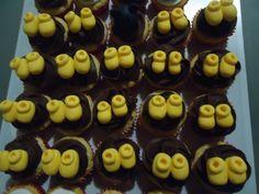 Mini cupcakes tema MIckey