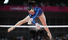 GB women miss out on medal as United States pip Russia to gymnastics team gold